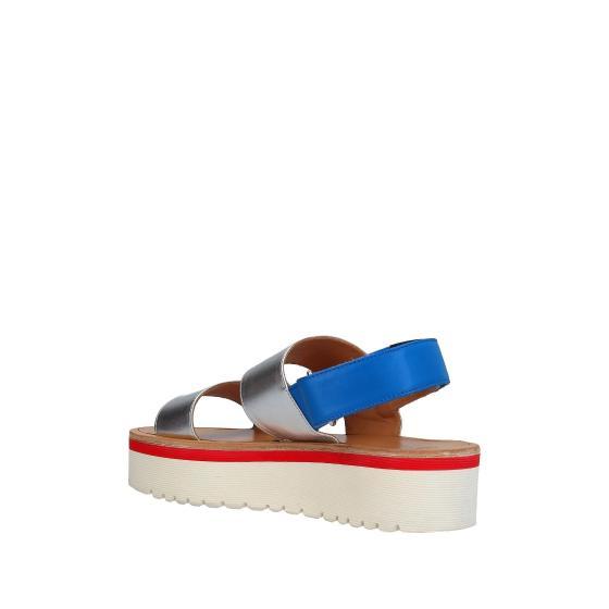 Dondup silver sandal WS109 -2