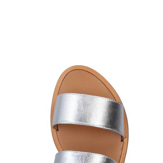 Dondup silver sandal WS109 -3