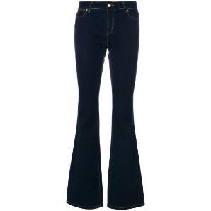 MICHAEL MICHAEL KORS izzy bootcut jeans MF79CA1KA9