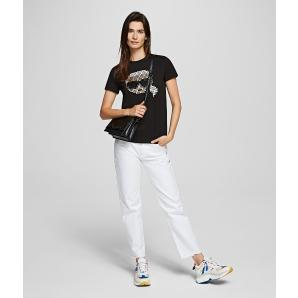 Karl Lagerfeld Karl pixel t-shirt 201W1724