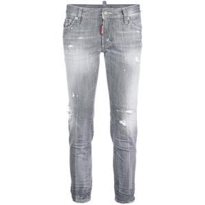 DSQUARED2 skinny cropped jeans S75LA0968