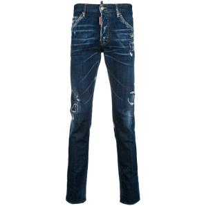 DSQUARED2 Cool Guy distressed jeans S74LBO347