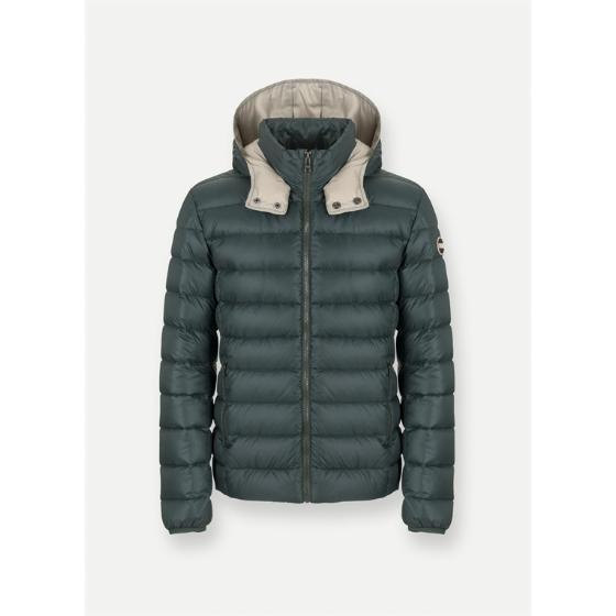 Colmar originals semi glossy down jacket with a detachable hood 1250R 5ST 382