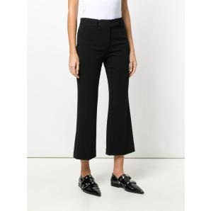 MICHAEL KORS cropped flare trousers MH73GY880K