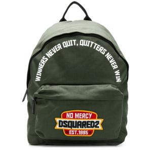 DSQUARED2 no mercy backpack BPM000411701116