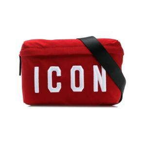 DSQUARED2 ICON embroidered belt bag BBM000211700396