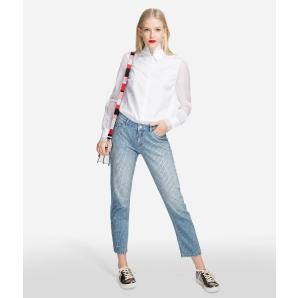 Karl Lagerfeld sparkle girlfriend jeans  91KW1804