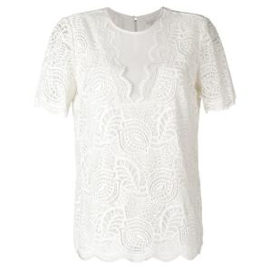 MICHAEL KORS lace T-shirt MF84LKX9PP