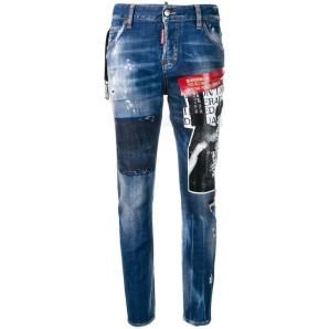 DSQUARED2 COOL GIRL JEAN S75LB0149