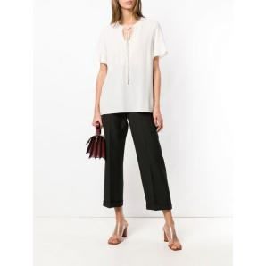 MICHAEL KORS loose fit blouse MH84LP24YP