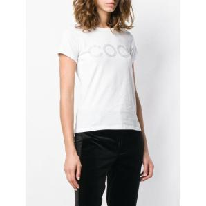 MICHAEL KORS Cool embellished T-shirt MH85M2G97J