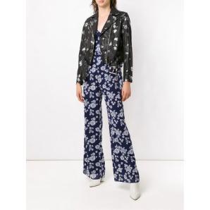 MICHAEL KORS floral print jumpsuit MH88WW4AFH