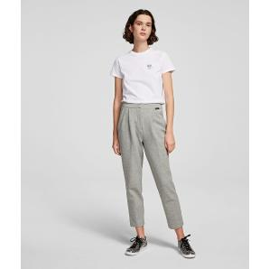 KARL LAGERFELD tailored jersey trousers 206W1062