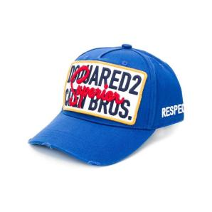 DSQUARED2 Caten Bros baseball cap BCM016305C00001