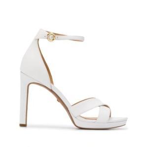 MICHAEL KORS cross front sandals 40S9AXHA1L
