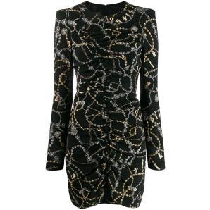 PINKO  print fitted dress 1B143C