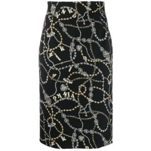 PINKO printed pencil skirt 1B1426