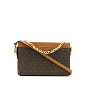 MICHAEL KORS monogram chain shoulder bag 32F9GJ6C7B