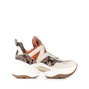 MICHAEL KORS chunky Olympia sneakers 43F9OLFS1E
