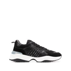 Dsquared2 Lace-Up Top Sneakers