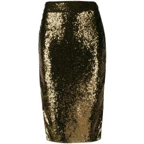 MICHAEL KORS sequinned skirt MH97EVTDNZ