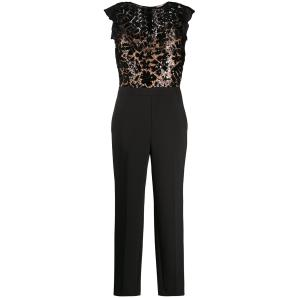 MICHAEL KORS sequinned top jumpsuit MF98ZH9D1Y
