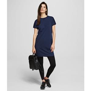 Karl Lagerfeld rue st. guillaume t-shirt dress 201W1362