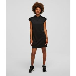 KARL LAGERFELD rue st guillaume polo dress 205W1351