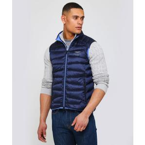 HACKETT Water Resistant Lightweight Down Gilet