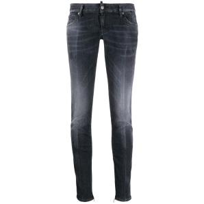 DSQUARED2 medium waist twiggy jeans S75LB0381