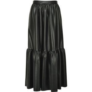 PINKO tiered zip up skirt 1B14NW