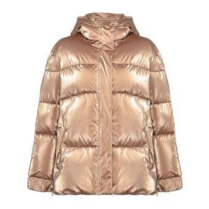 PINKO metallic padded jacket 1G15CK