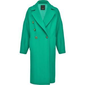 PINKO straight fit coat 1B14WG