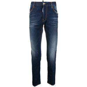 DSQUARED2 distressed skater jeans  S74LB0770