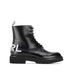 KARL LAGERFELD troupe brush boots KL45450