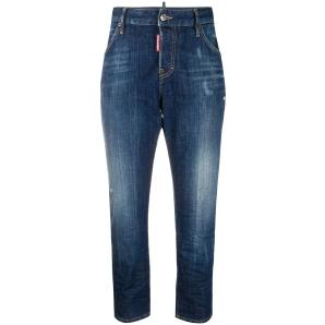 DSQUARED2 cool girl cropped jeans  S75LB0349