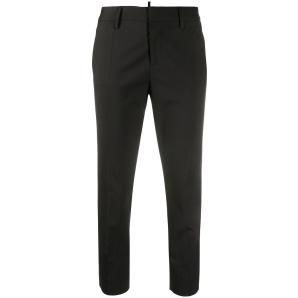 DSQUARED2 cropped tailored trousers S75KB0151