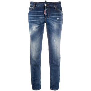 DSQUARED2 jennifer cropped jeans S75LB0365