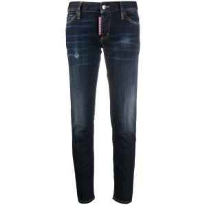 DSQUARED2 Jennifer Cropped Jean S75LB0352