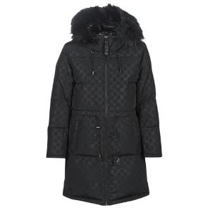 MICHAEL KORS logo monogram coat MF92J2SCCN