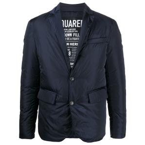 DSQUARED2 notched collar padded jacket S74BN1030