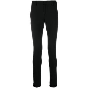DONDUP slim fit jersey trousers UP235 JSE108U