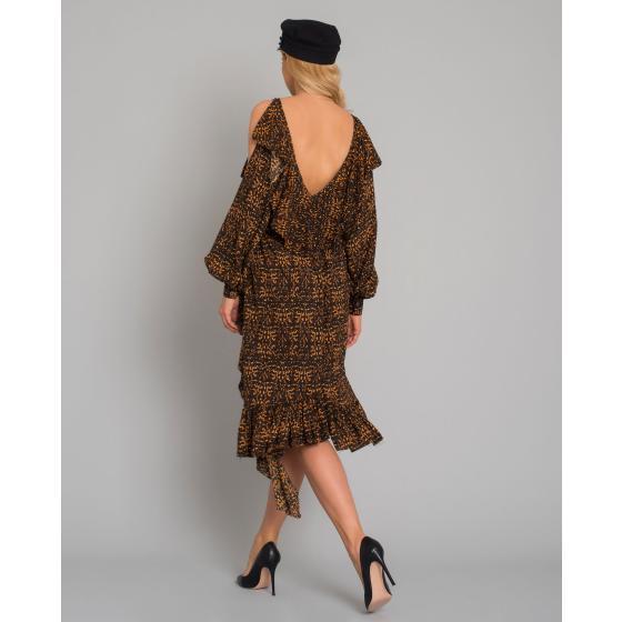Oneteaspoon Africa Gypsy Dress-1