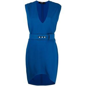 DSQUARED2 belted V-neck dress S75CV0382