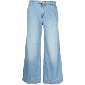 PINKO cropped flared jeans 1J10L6 Y6KB
