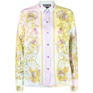 VERSACE Tuileries print shirt B0HWA601