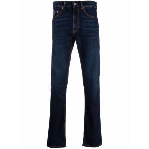 VERSACE JEANS mid-rise slim-fit jeans 71GAB5ST