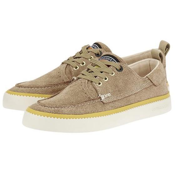 Scotch & soda menton low lace shoes 18833520-2