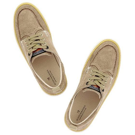 Scotch & soda menton low lace shoes 18833520-1