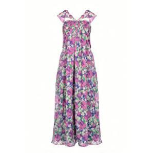 Pinko floral midi dress 1B14B9